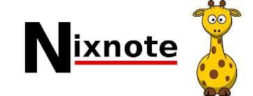 NIxnote logo