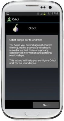 Orbot Info