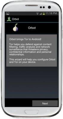 Orbot Info