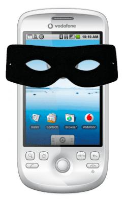 android-anonimato