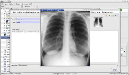 Módulo de Imagenología GNU Health