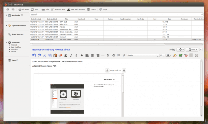 nixnote2-ubuntu