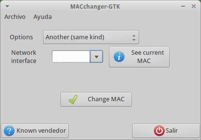 Macchanger