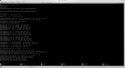 Paso 7: Edición de archivo .bashrc de root