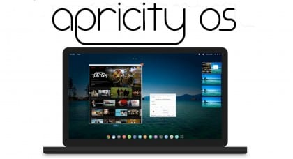 Apricity OS, new OS, Works Like Mac OS linux distro, Elementary OS ___