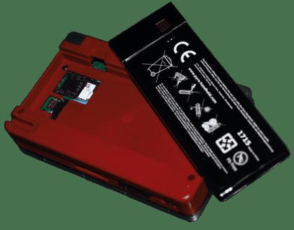 Pyra-Battery