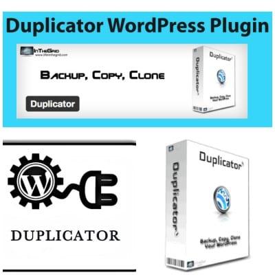 Duplicator, Plugin de Wordpress para migraciones automáticas