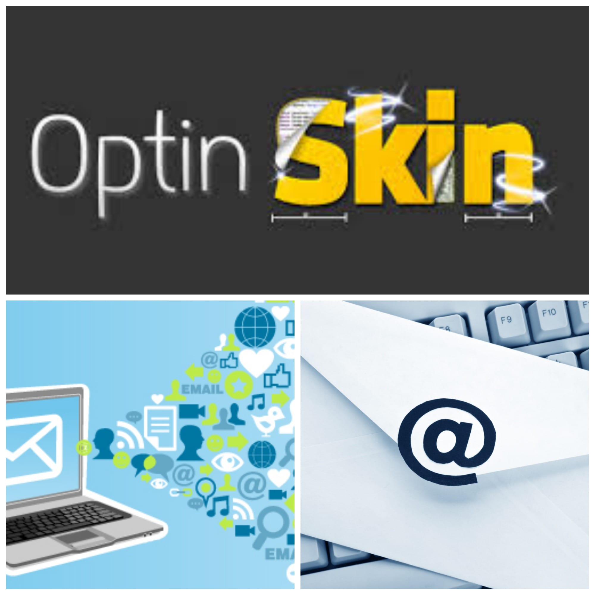 Optinskin, eficiente plugin para email marketing