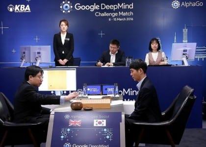 Lee Sedol vs. AlphaGO