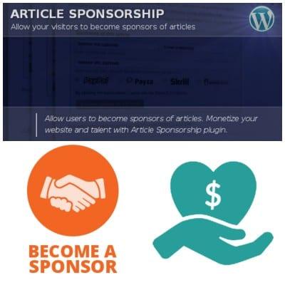 Article Sponsorship, plugin para artículos patrocinados