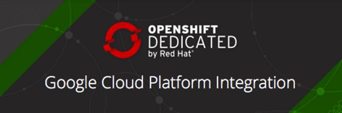 OpenShift Dedicated en Google Cloud Platform