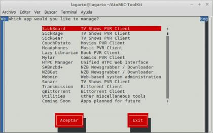 Aplicaciones - Desde Linux ( Página 3 )