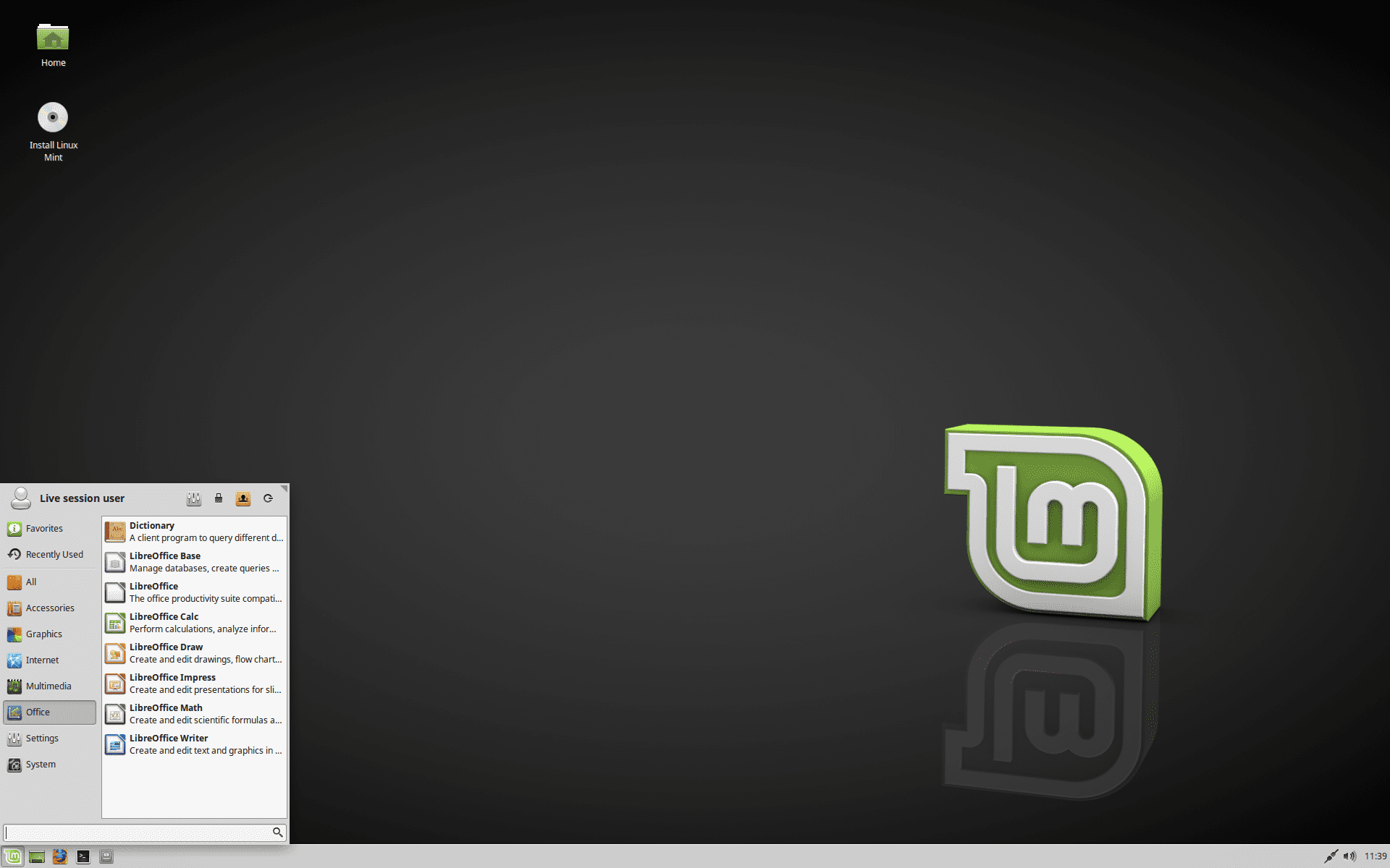 Linux Mint 18.1 Serena Xfce Edition
