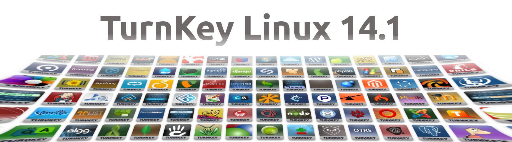 TurnKey Linux 14.1