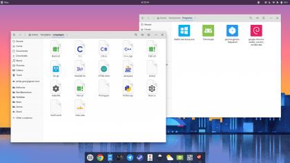 Pack de Iconos Material Design para Linux