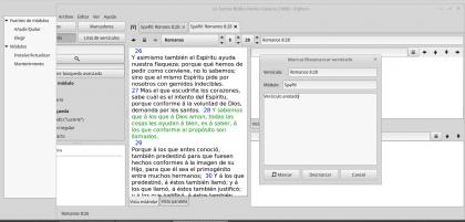 La Biblia en Linux