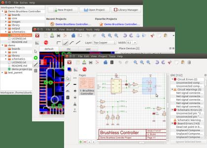 diseño PCB gratuito