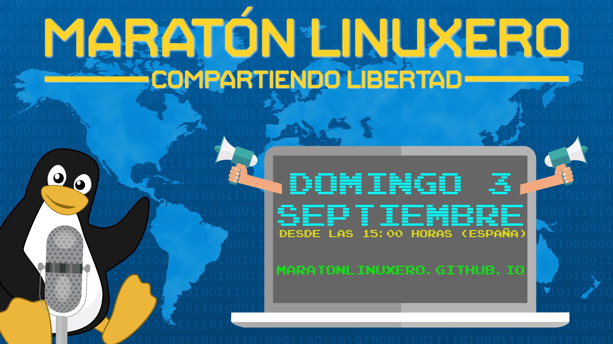 Maratón Linuxero
