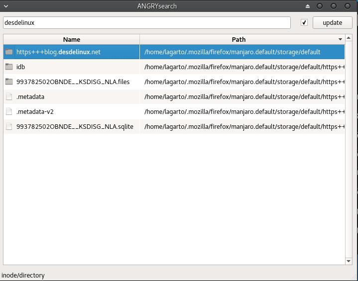cómo buscar archivos en Linux
