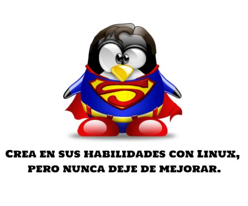 habilidades con linux