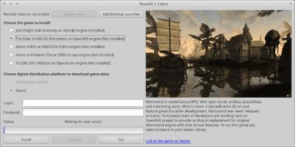 instalar juegos de culto en Linux