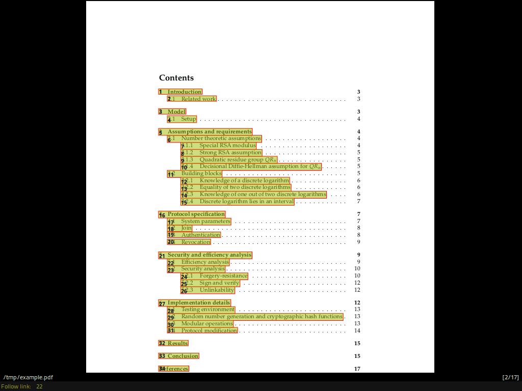 visor de documentos para Linux