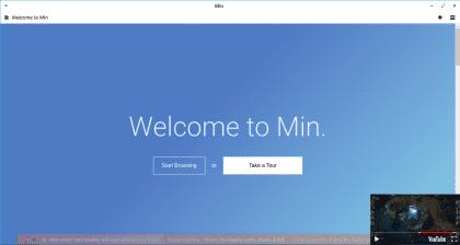 navegador web inteligente