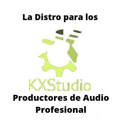 distro para los productores de audio profesional