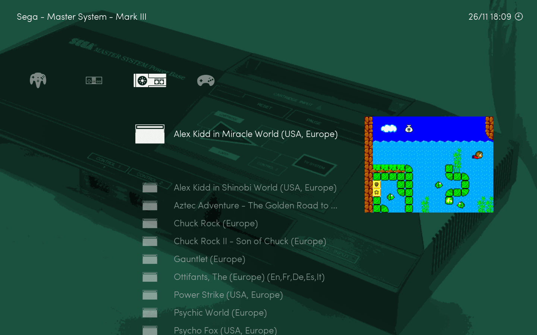 lakka menu juegos