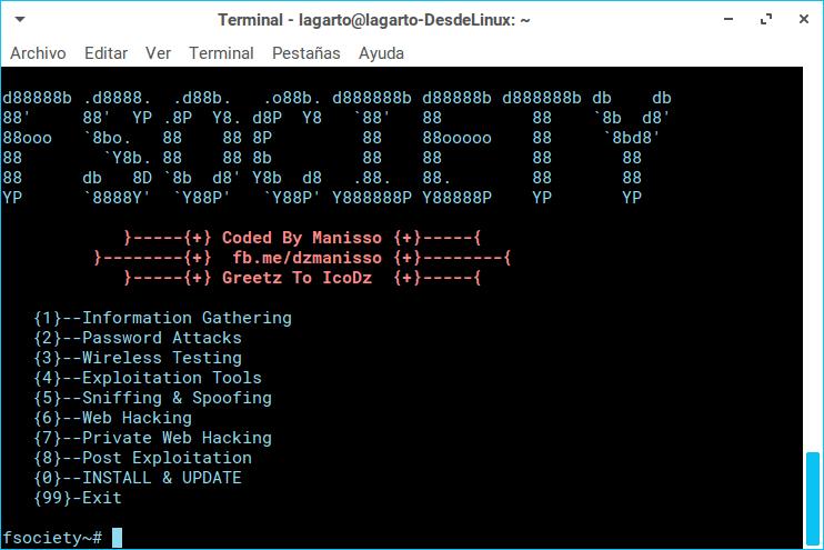 herramientas para hacking