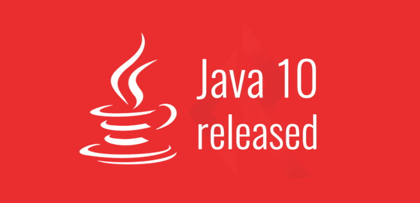 Oracle Java 10 Liberado