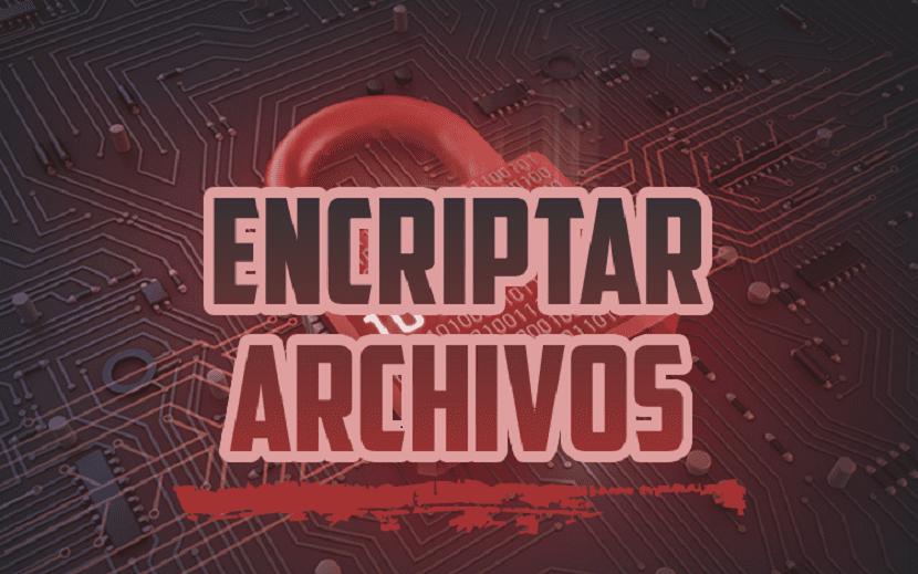 encriptar archivos