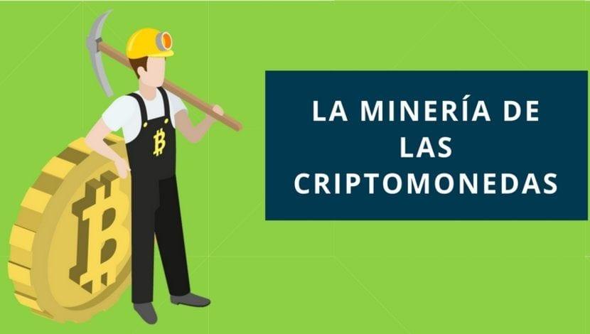Como ganar criptomonedas con la minería digital