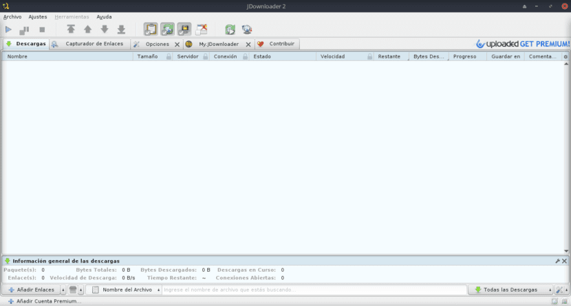 Instalación de JD2 vía archivo .sh - Paso 10