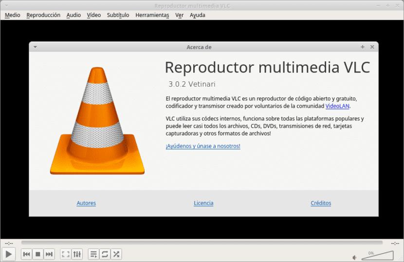 VLC 3.0.2
