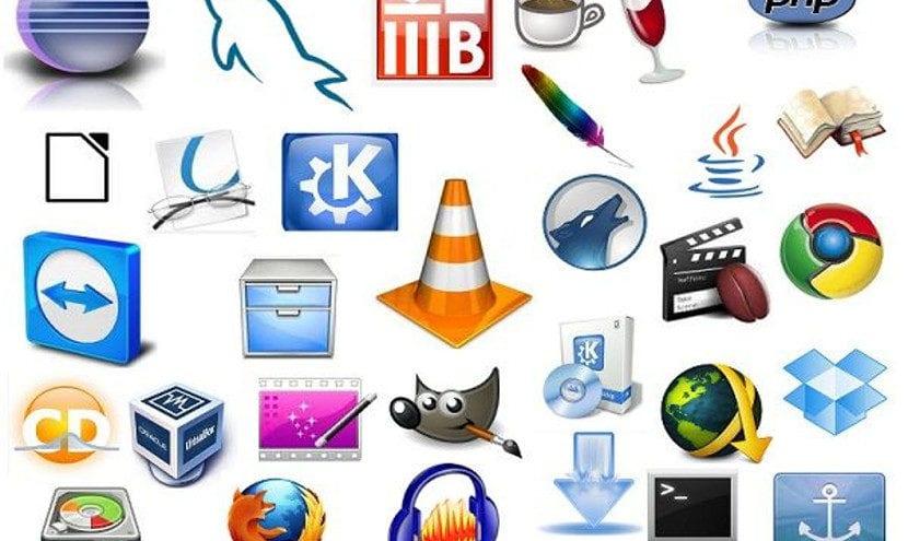 Aplicaciones para GNU/Linux