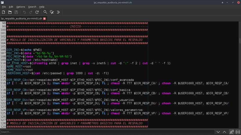 ¿Como hacer un Respaldos de Data en Equipos usando Shell Scripting?