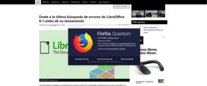 Firefox 61 Quantum