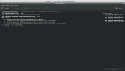 Personalizar GNU/Linux con Grub Customizer