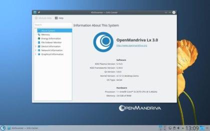 OpenMandriva Lx 3