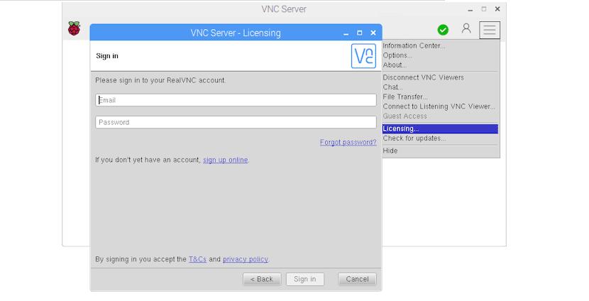 RealVNC: una excelente herramienta de escritorio remoto para