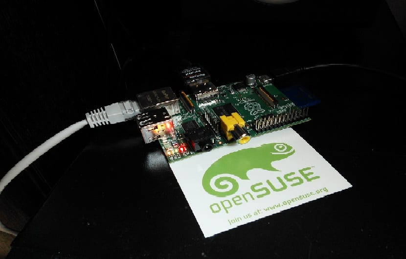 openSUSE RPI