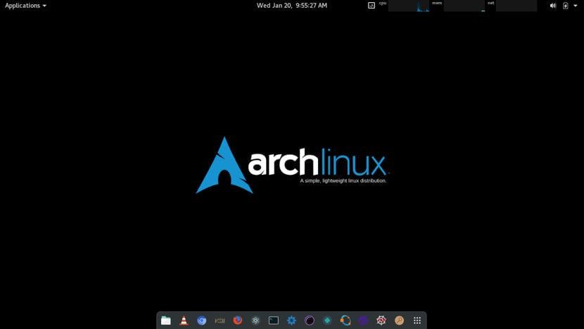 아치 리눅스