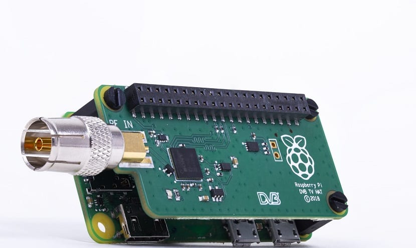 Raspberry Pi TV HAT