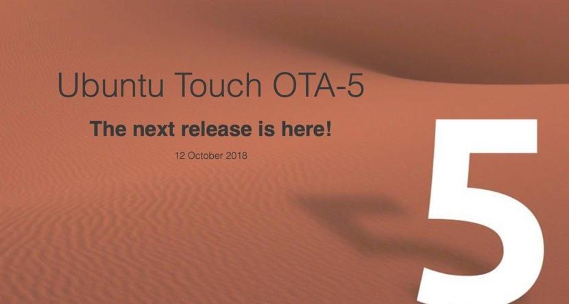 Ubuntu Touch OTA-5