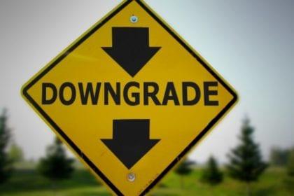 Downgrade señal