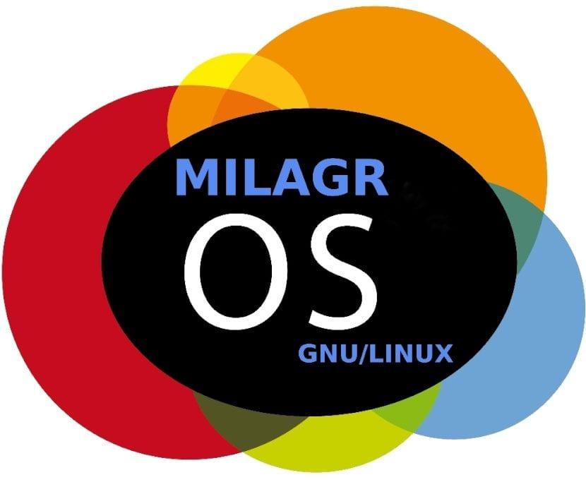 MilagrOS: Logo Oficial