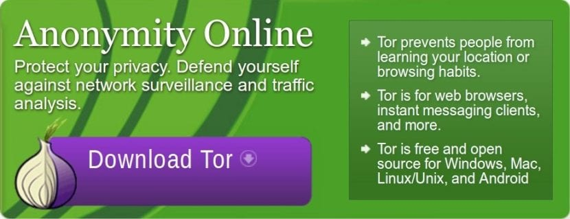 Tor Browser: Botón Oficial de Descarga