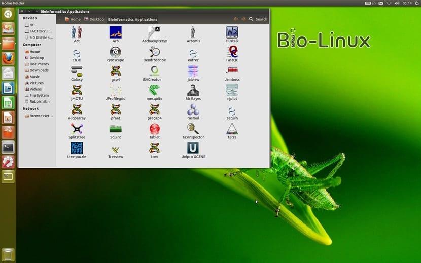 Bio-Linux