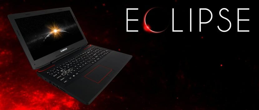 Slimbook Eclipse portatil gaming